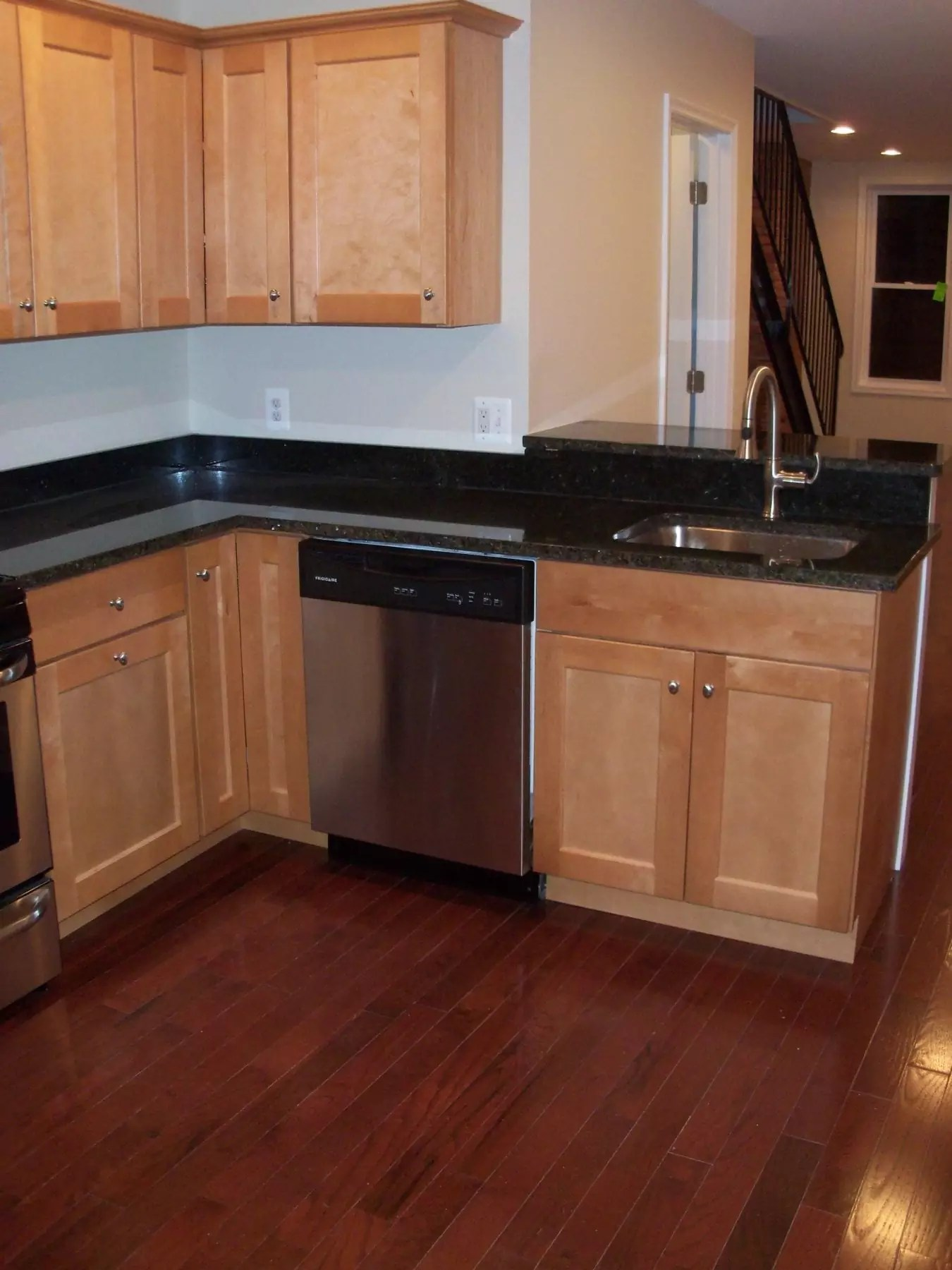 Kitchen Cabinets Baltimore House Renovation Federal Hill Md Trademark Construction