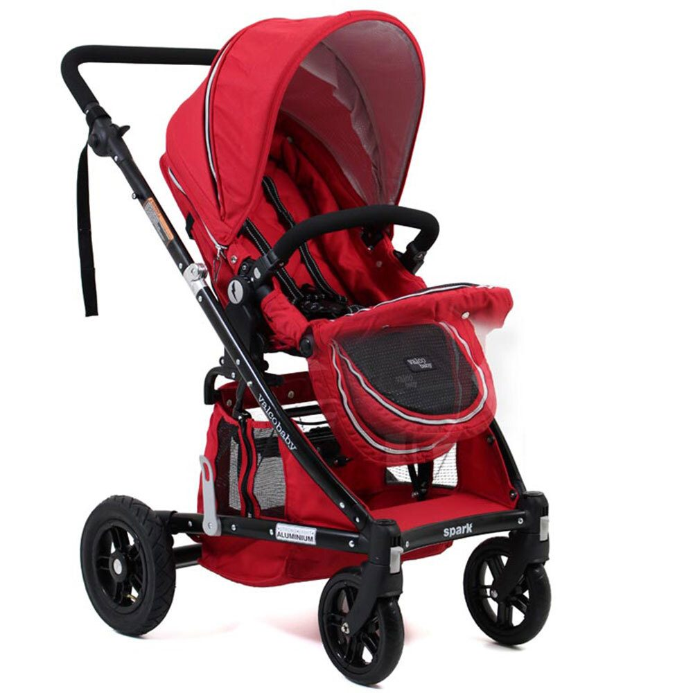 Newborn Stroller Nz Valco Baby Stroller Pram For Newborn Infant Backward Forward Facing Foldable Red