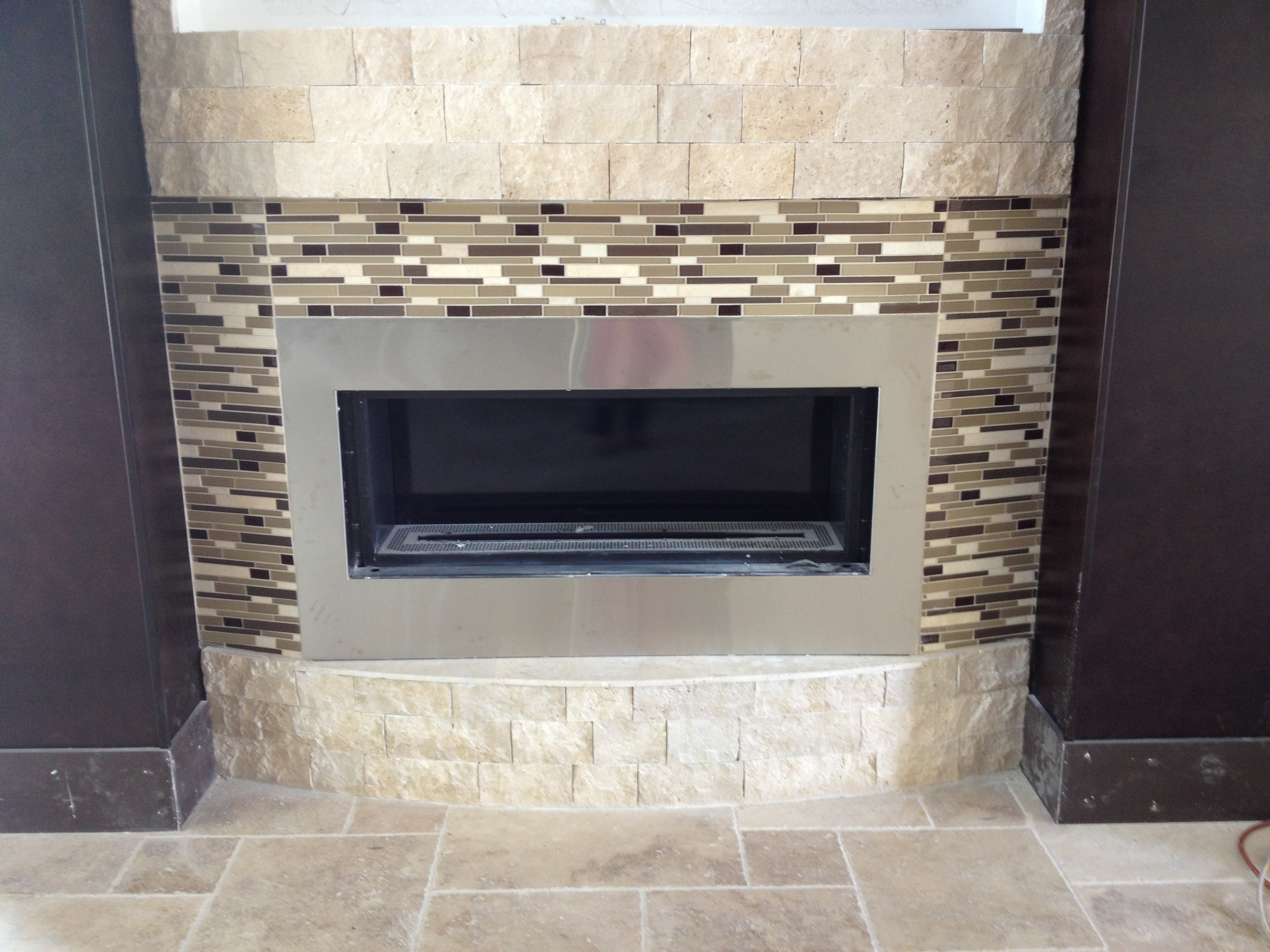 Spark Fireplaces A Sneak Peek At A Mod Mediterranean Home Under