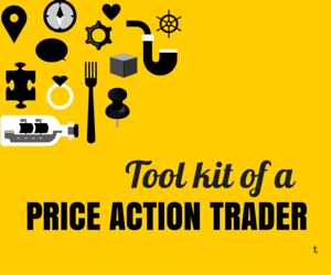 Toolkit of a Price action trader