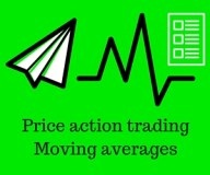 Price action Trading and Moving averages