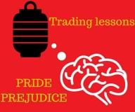 Pride and Prejudice in Trading