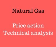 Natural Gas Price action technical analysis