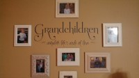 Grandchildren Complete Life's Circle Wall Decals - Trading ...