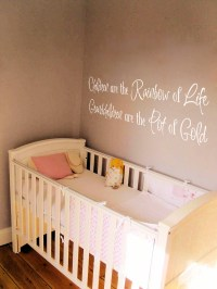 Children and Grandchildren Wall Decal - Trading Phrases