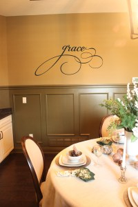 Simply Grace Wall Decal - Trading Phrases