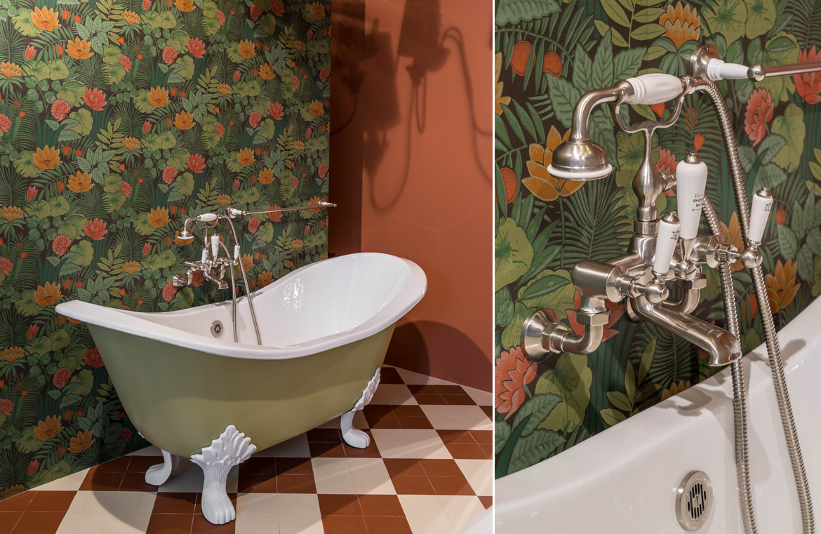 Badezimmer Nostalgie Badezimmer Nostalgie Stil Traditional Bathrooms
