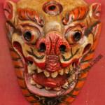 Tiger Tibetan Mask