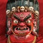 Mahakala Himalayan Mask