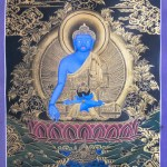 Tibetan Thangka Painting