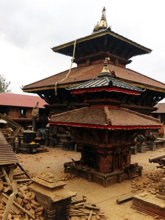 new photos nepal quake