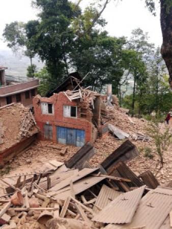 donate nepal quake