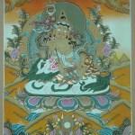 Buddisht Thangka Namthose