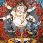 Mahakala Thanka Painting