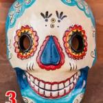 Skull Mask Handmade