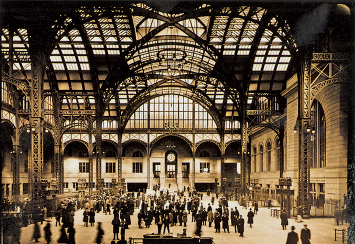 Modern Exterior Doors Rebuild Penn Station: A Visionary New Plan - Traditional