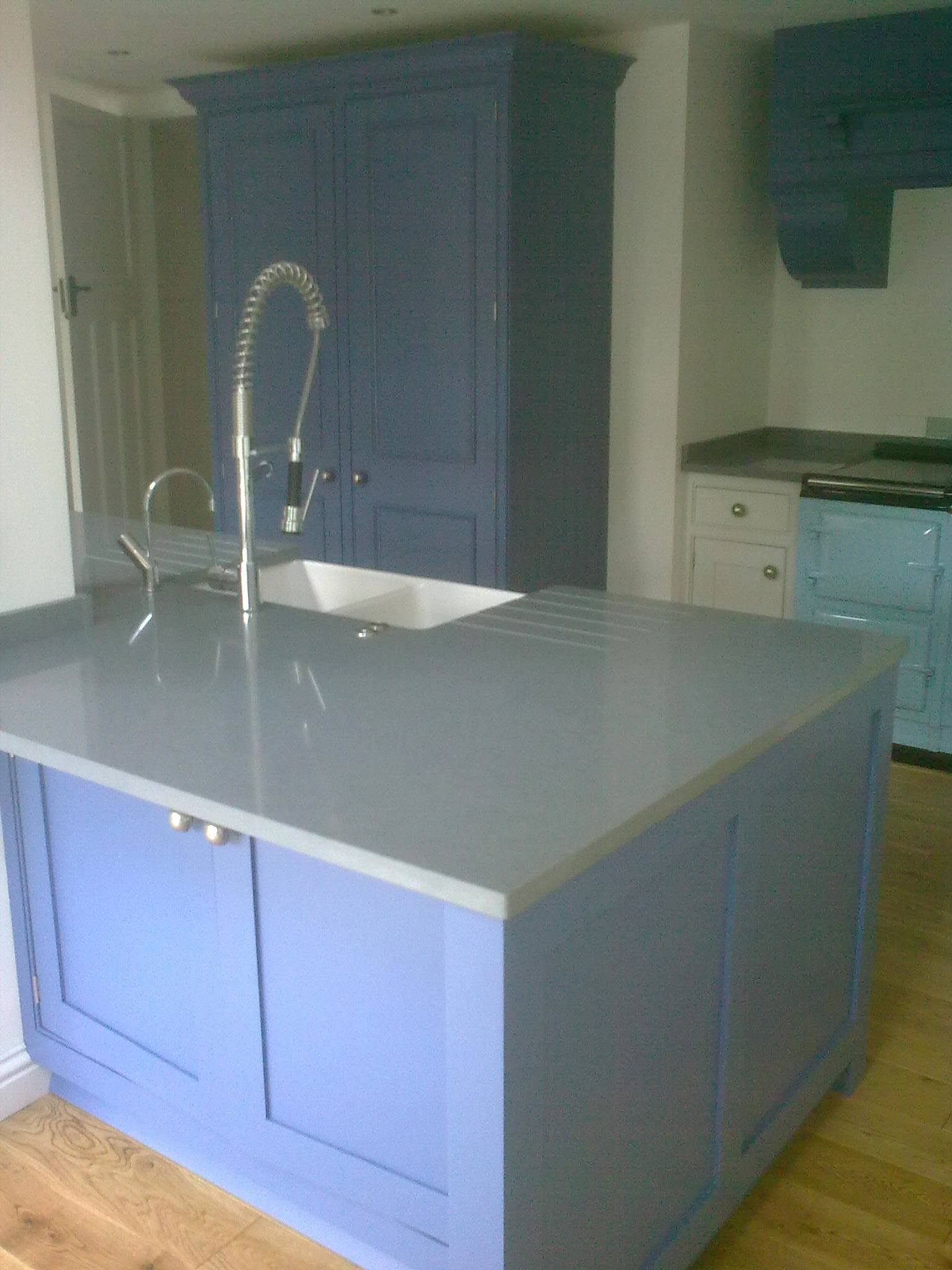 Kitchen Cupboard Painters Leicestershire Hand Painted Kitchens Traditional Painter