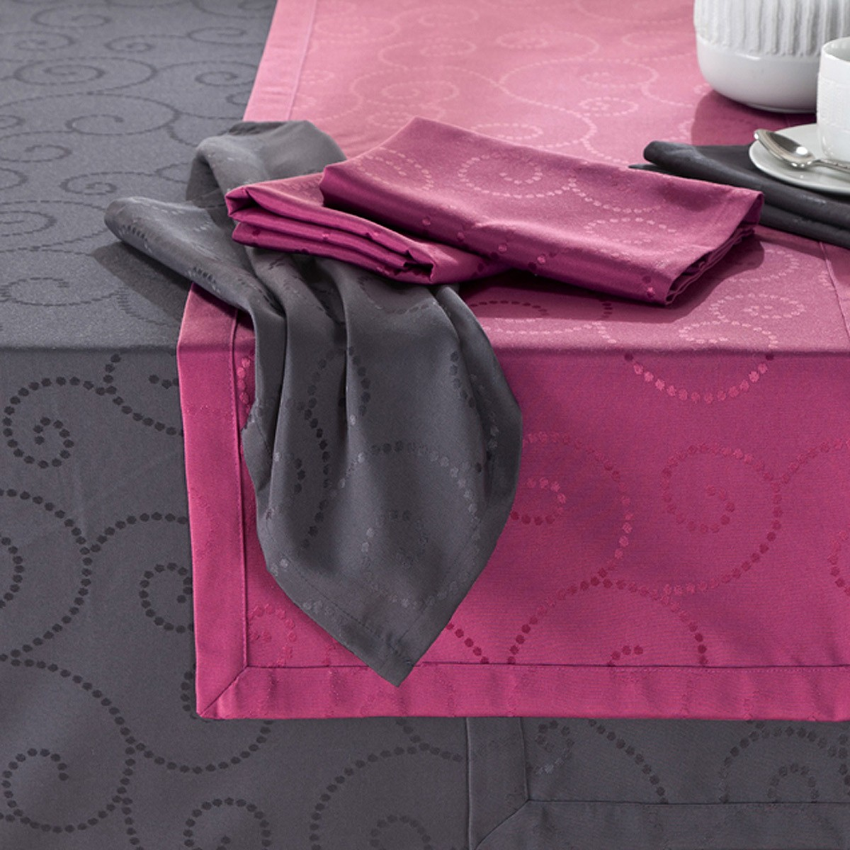 Serviette Table Serviette Table Enchantement Tradition Des Vosges