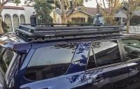 Rhino-Rack Pioneer SX Roof Rack 5th Gen 4Runner, Review ...