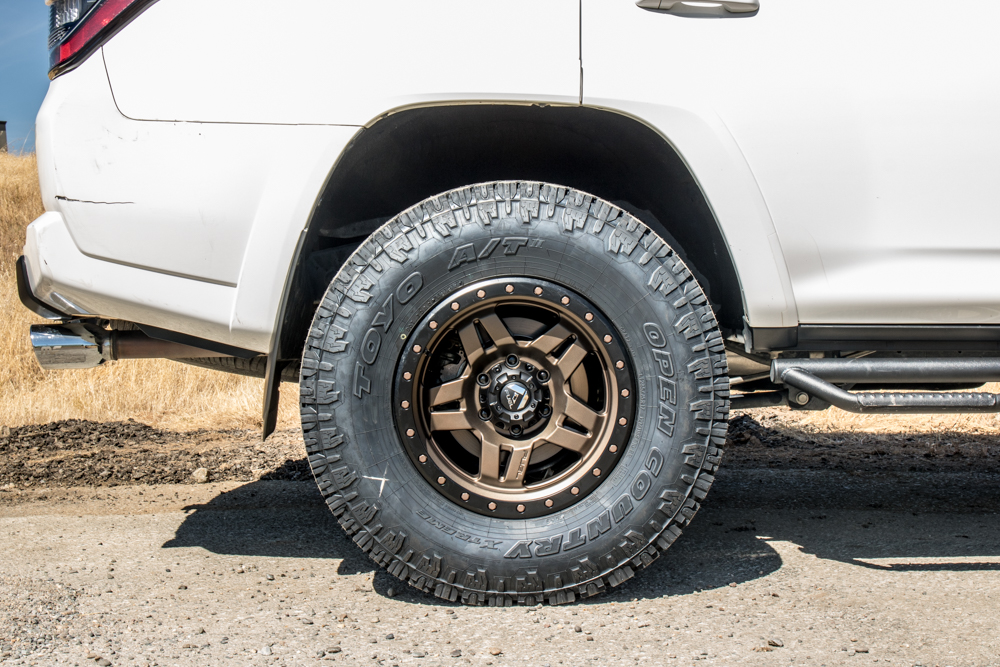 Biggest Tires on Stock 4Runner? Biggest Tires on 4Runner with Lift Kit?