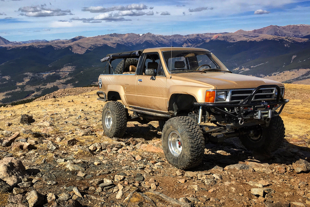 4Runner Generation Years and Differences, Best 4Runner Years  History