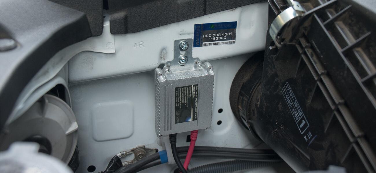 HID Low Beam Headlight Install 5th Gen 4Runner, 5th Gen 4Runner HIDs