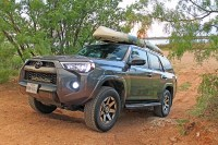 Kayak, Canoe & Paddle Board Roof Rack Carrier for Toyota ...