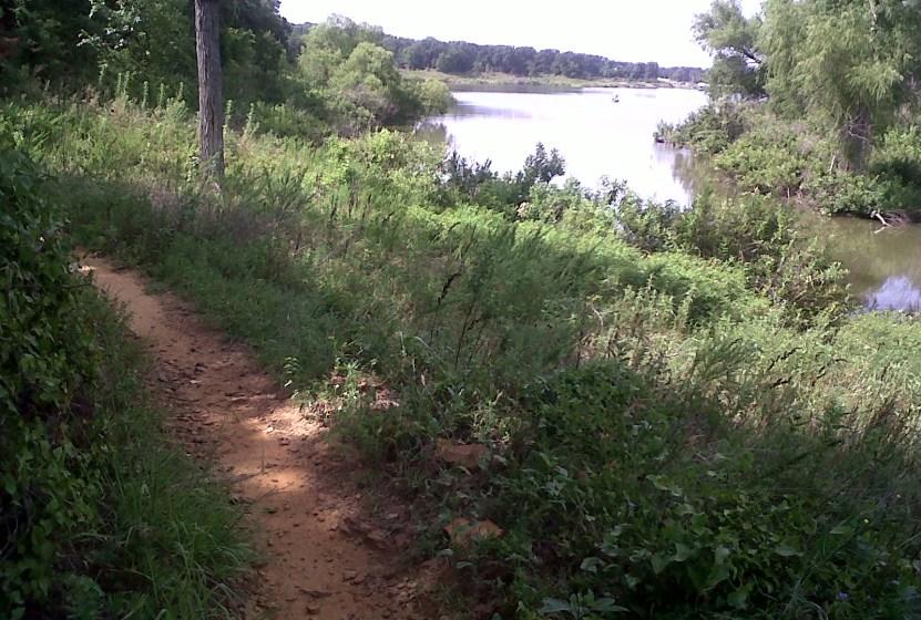 North Shore Trail Grapevine