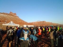 Moab Red Hot 55k Start