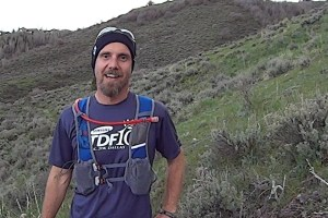 picture of mark kreuzer with Ultraspire Alpha pack from the front