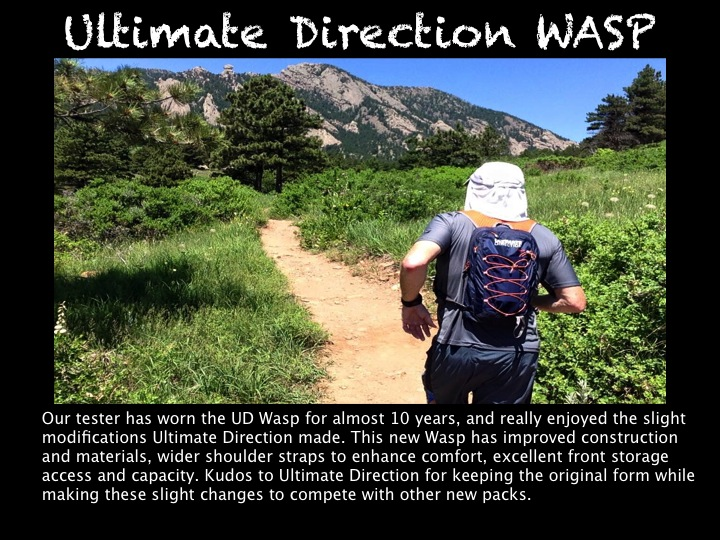 Ultimate Direction WASP