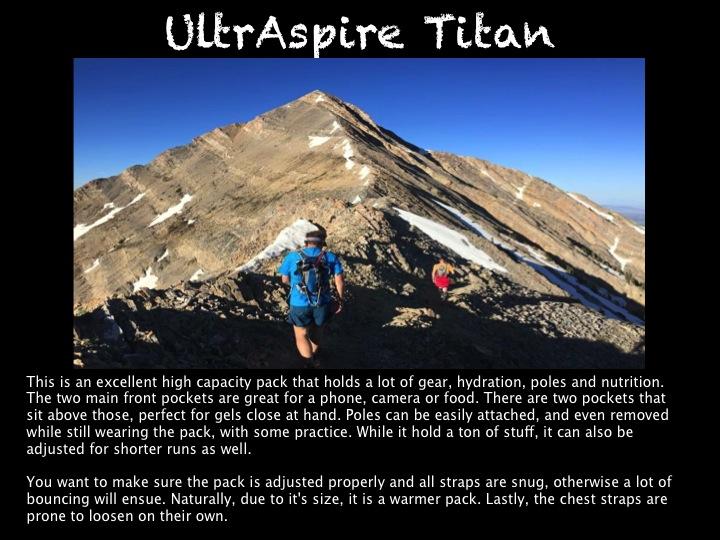 UltrAspire Titan
