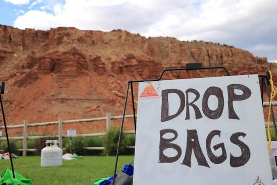Drop Bags