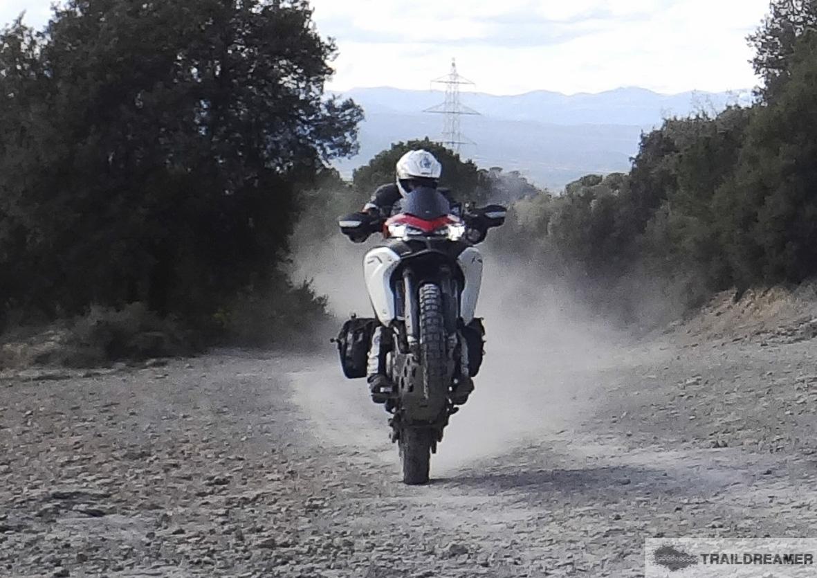 Ducati Multistrada 1200 Enduro: primeras impresiones
