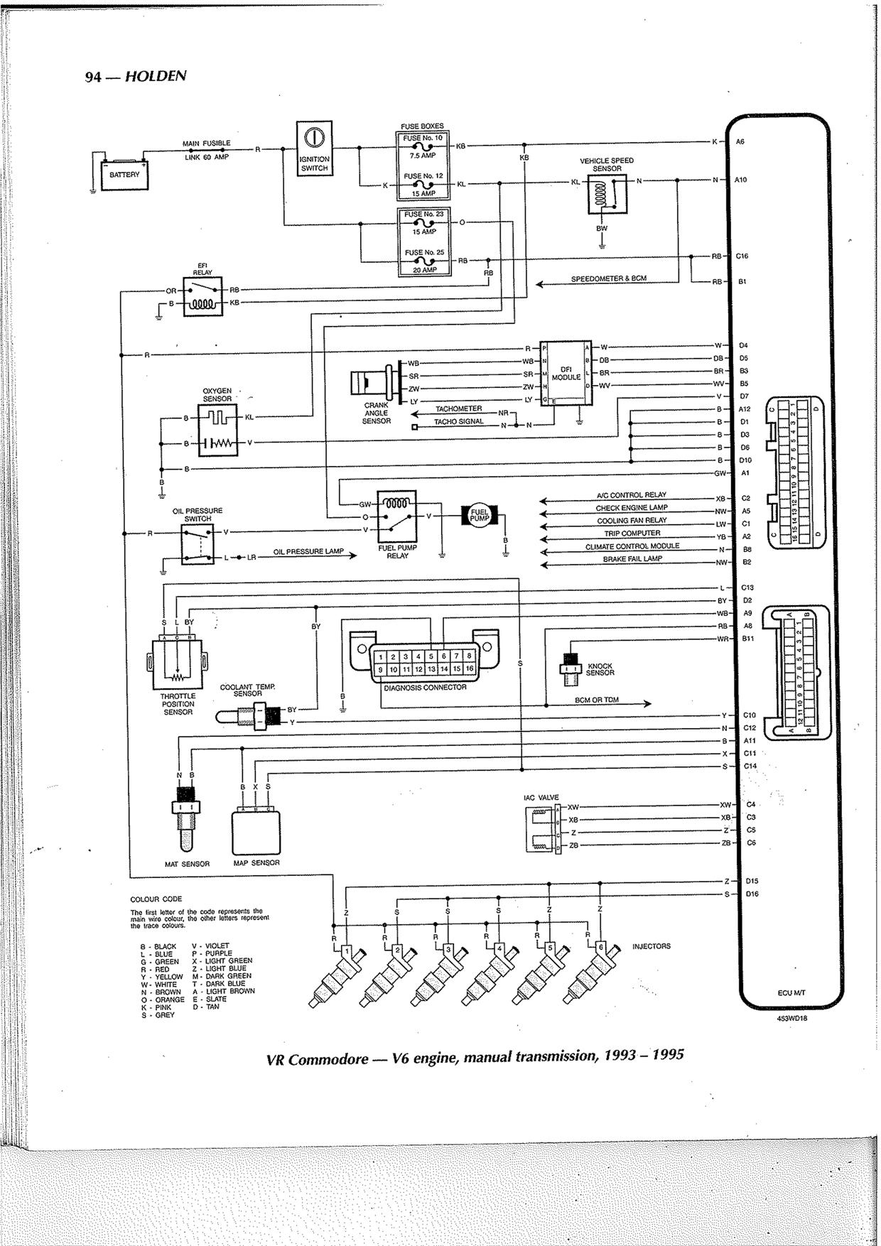 vz fuel pump wiring diagram