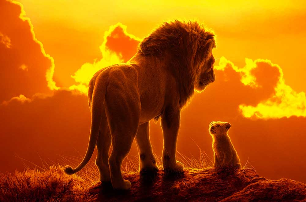 the lion king movie trailer 2019 movies list