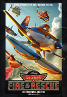 Planes: Fire & Rescue - Featurette