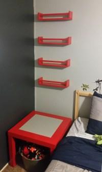 Bedside Lego Station: Star Wars Boys Room- ORC, Week 2 ...