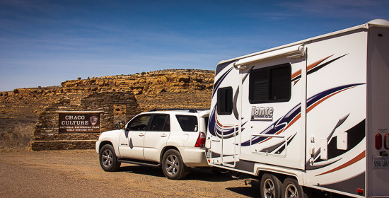 Towing A Travel Trailer With a 6 Cyl Toyota 4 Runner? - Trailer Traveler