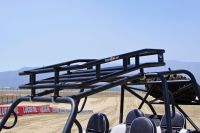 Polaris RZR-S and XP900 4 Door Roof Rack with Shade Cover ...