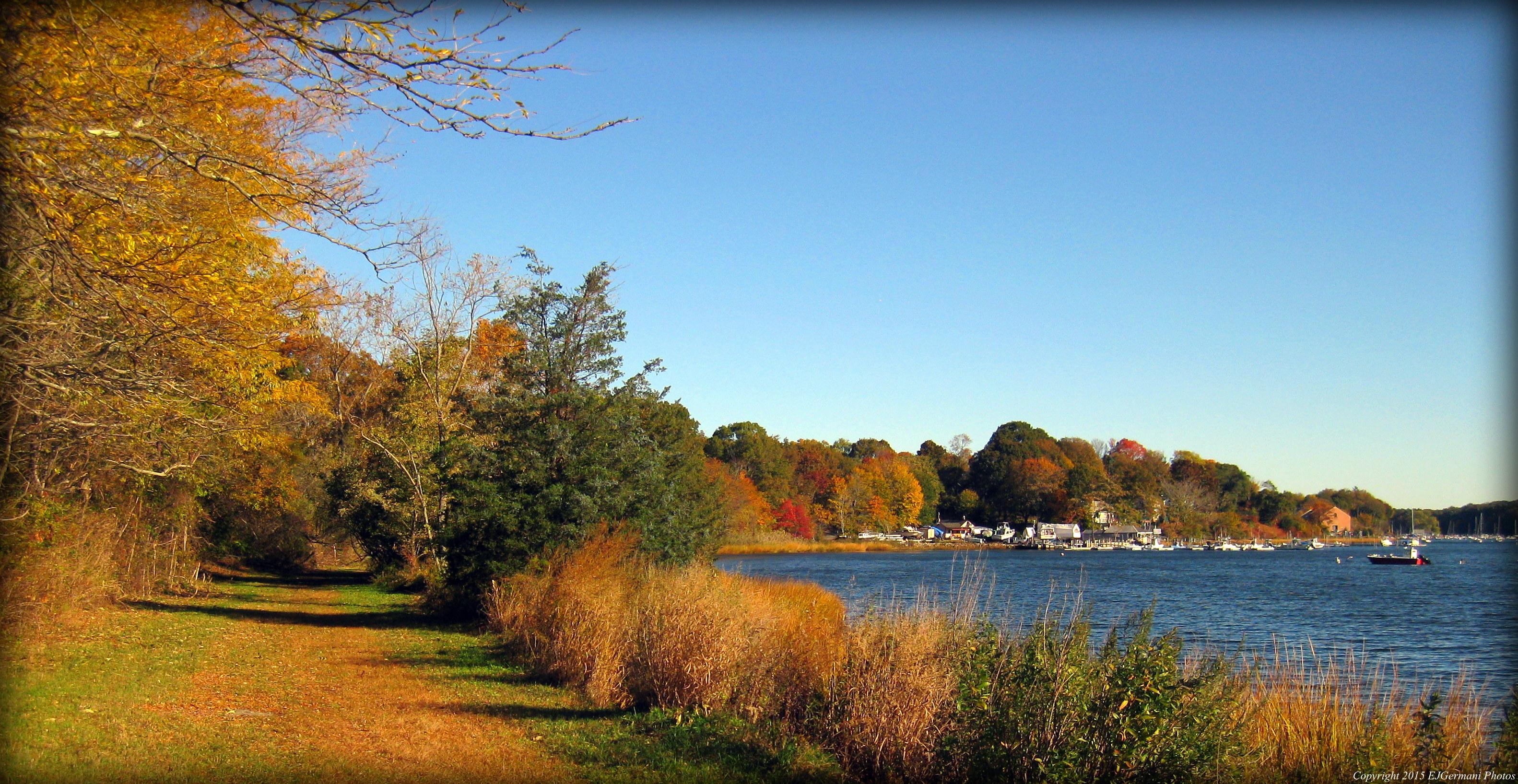 Fall Town Wallpaper East Greenwich Ri Trails Amp Walks In Rhode Island