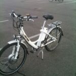 electric bicycle by Hebb