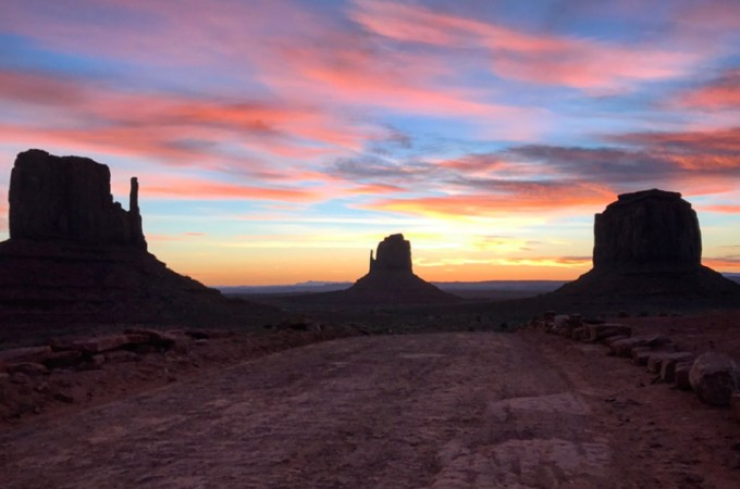 Monument Valley 50K Sunrise