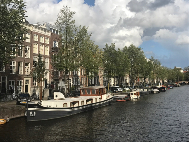 Amsterday Canal Run