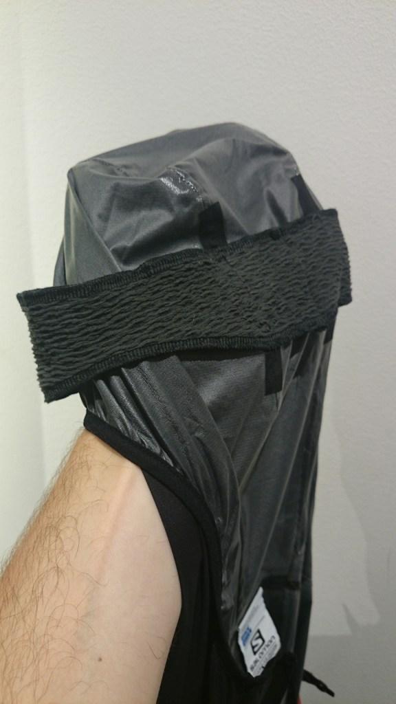 Hybriod Jacket pannbandet