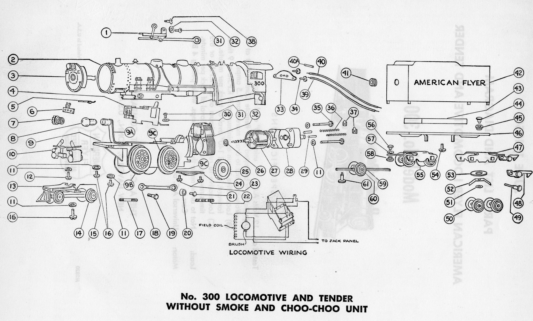 ho locomotive wiring diagrams