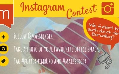 Ohne Mampf kein Kampf – der Maisberger Instagram Contest
