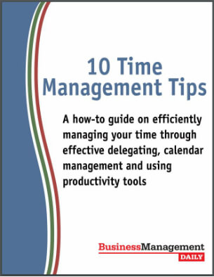 10 Time Management Tips A how-to guide on efficiently managing your