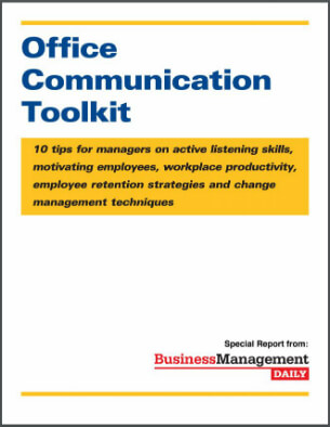 Office Communication 10 tips for managers on active listening - effective employee management strategy
