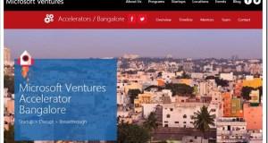 16 Startups Make It To 4th Microsoft India Accelerator Program